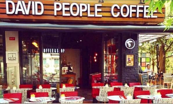 David People Bayilik - David People Coffee Shop - Tüm Türkiyede Bayilik Fırsatı