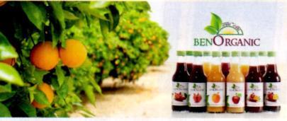 organik meyve sulari