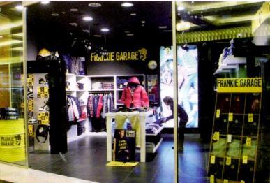 Çocuk ve Genç Giyim Markası Frankie Garage Franchising Veriyor