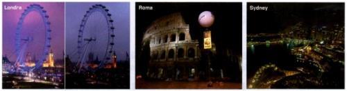 World Hour sembolleri