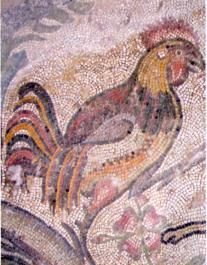 Germenicia Antik Kenti Mozaik