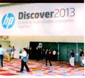 HP Discover etkinligi