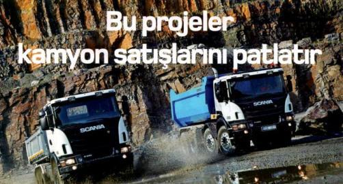 kamyon satislari