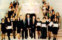 10 bin kadin girisimci sertifika programi