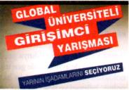 global universiteli girisimci yarismasi