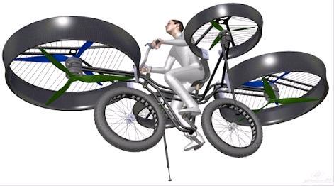 Flying-Bike