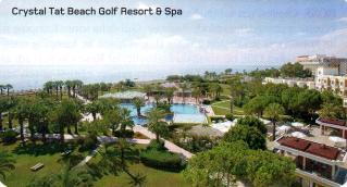 Crystal Tat Beach Golf Resort 5 Spa