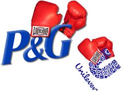 P&G ve Unilever