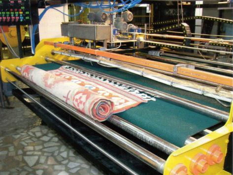 hali dokuma makinesi