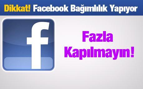 facebook bagimlilik