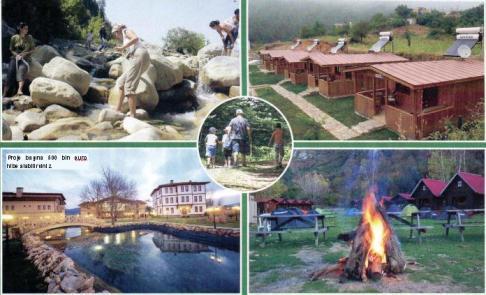 kirsal turizm tesisi