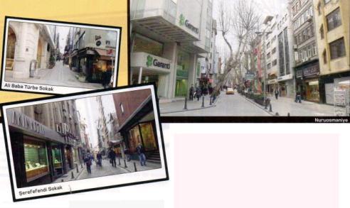 nuruosmaniye caddesi