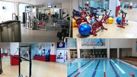 Kadinlara Ozel Spor Merkezi