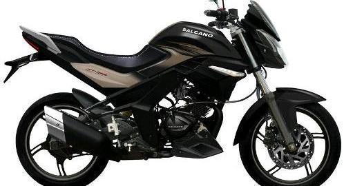 salcano motosiklet