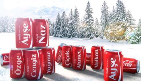 Bu Coca Cola Senin icin