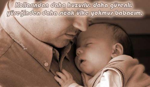 En Güzel Babalar Günü Mesajları ve Babalar Günü Kartları