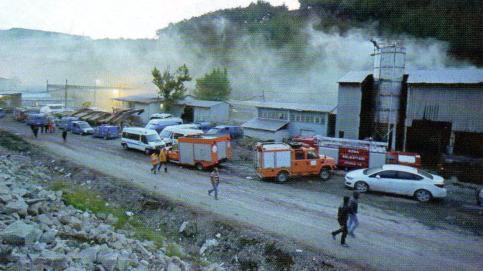Avrupada Maden Kazaları ve İş Güvenliği