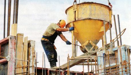 Türk çimentocuları, iç pazarda güçlü bir ivme yakaladı