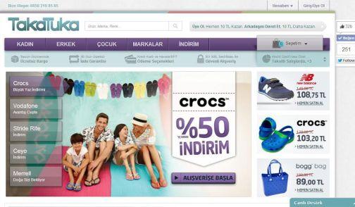 Evinizin İçerisindeki Ayakkabı Dükkanınız: TakaTuka.com!