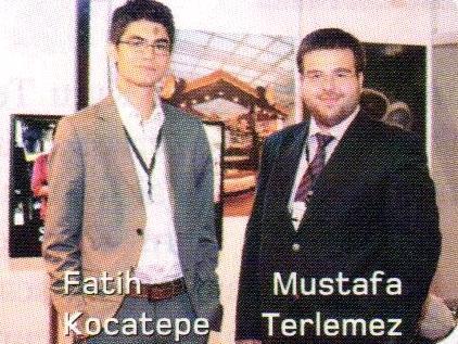Fatih Kocatepe ve Mustafa Terlemez