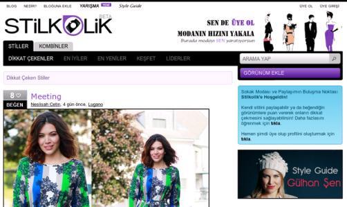 Stilkolik tasarımcılar ile blogger'ları buluşturdu