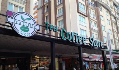 Tea Coffee Store Franchise İle Şubeler Açacak