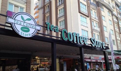 Tea Coffee Store