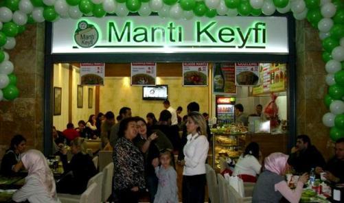 Mantı Keyfi, Türkiye Genelinde Franchising Veriyor