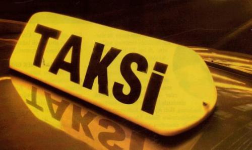 taksi plakasi almak