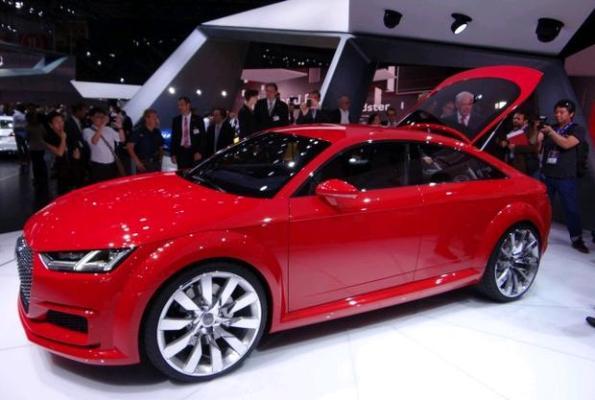 2015 Paris Otomobil Fuarında Yeni Çıkan Araba Modelleri