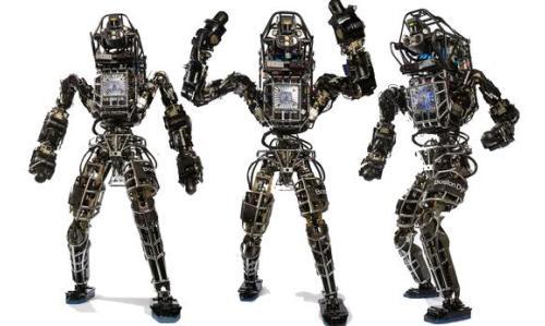 robot atlas