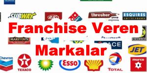 franchise veren markalar