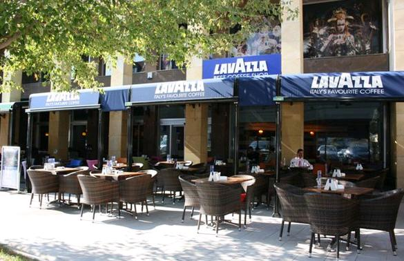 Lavazza Best Coffee Shop