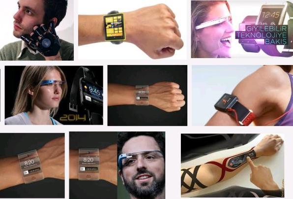 Giyilebilir Teknolojiler
