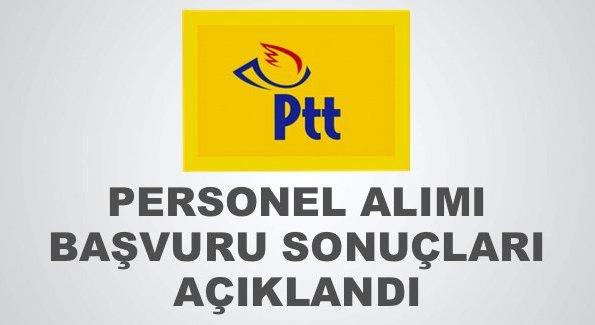 ptt_personel_alimi_basvuru_sonuclari_aciklandi