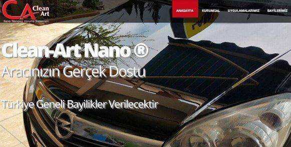Clean-Art Nano Teknoloji