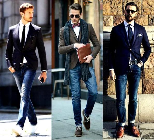 Erkek giyimciler