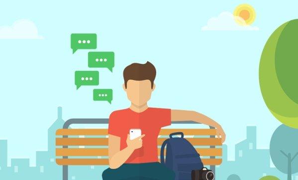 mobil mesajlajma