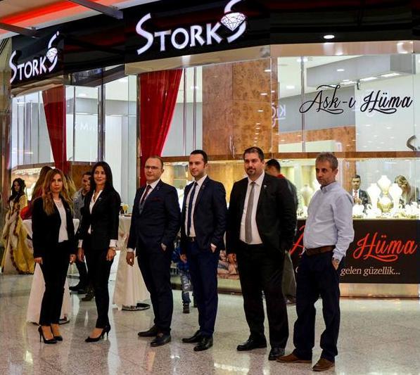 Storks - 2000 de ayrıldığı şirketi satın aldı