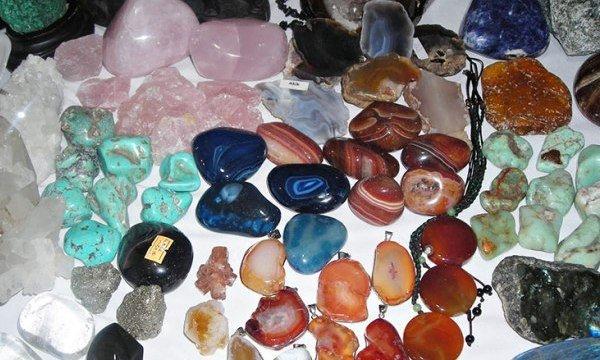 Taşların iyileştirici özellikleri