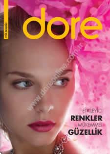 2011 Dore Eylül Kataloğu, Dore Online Katalog